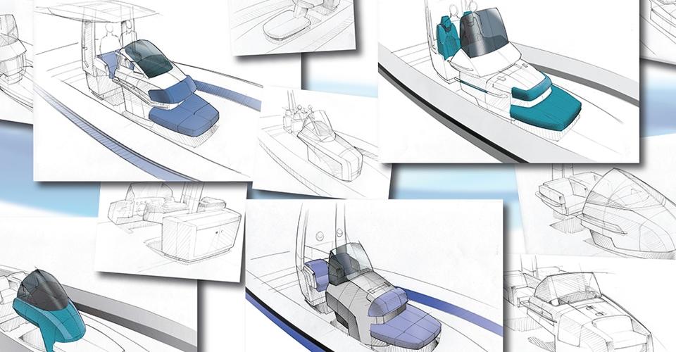 Industrial design product development setzer yacht design for Industrial design product development